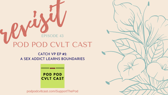This Catch Vp Ep focuses on Chastain, our producer and a host, and a life and relationship coach. Chastain is an adult living with Autism who shares the benefits of learning how to set personal boundaries in polyamorous and swinging situations.